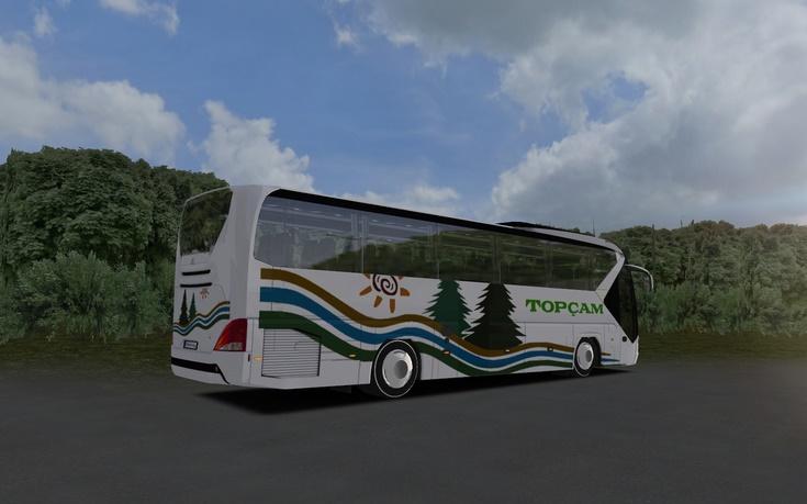 Omsi 2 – Neoplan Tourliner 18 Bus Mod