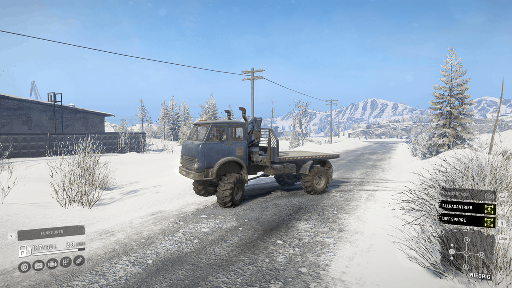 SnowRunner - TruckLife Improvements V0.1.2