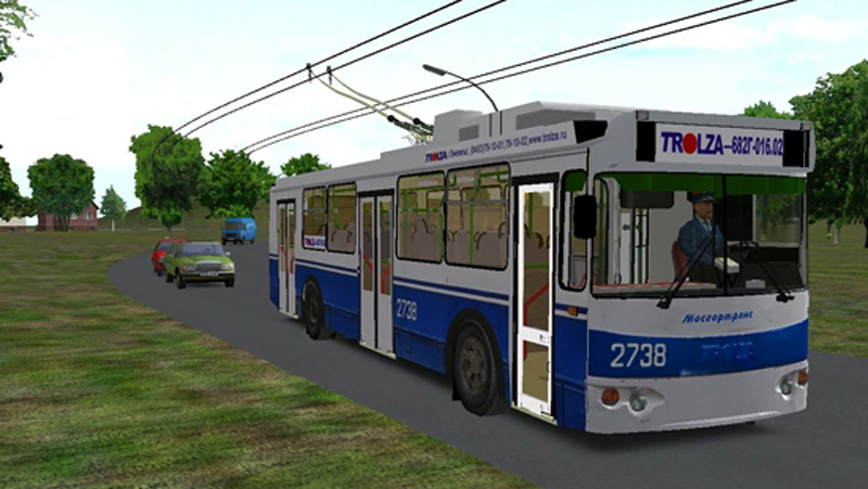 Omsi 2 – ZiU-682G Painting Mod