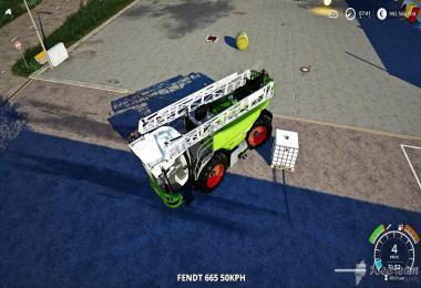FS19 - Fendt Rogator 6x5 V1.5