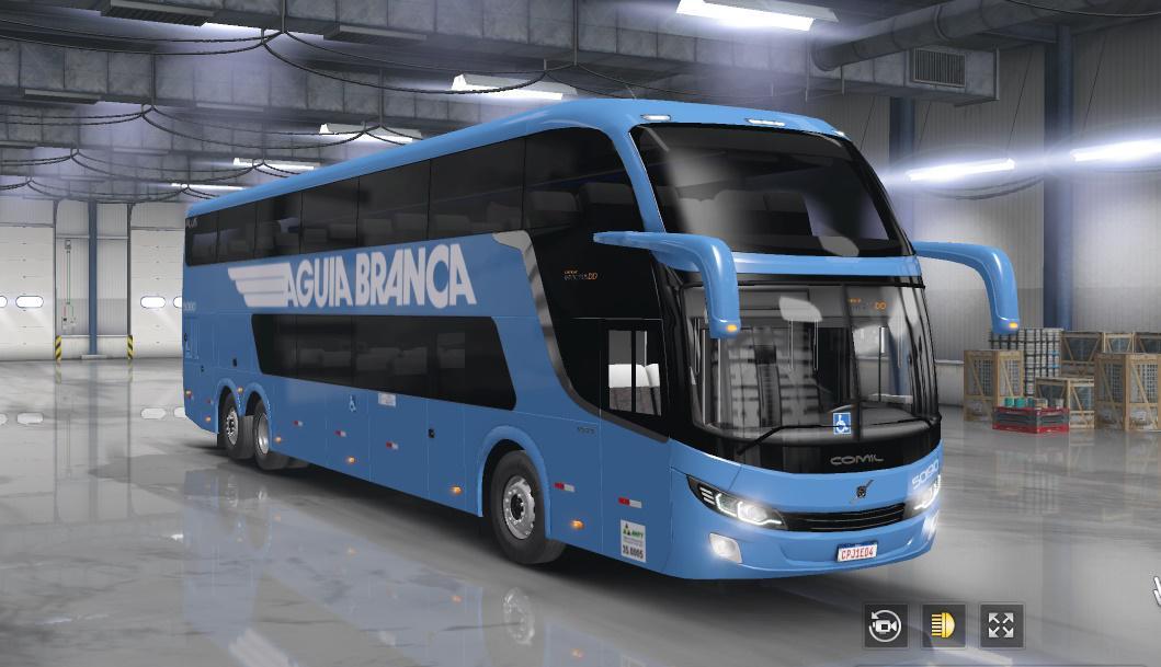 ATS - Comil Invictus Bus Mod (1.38.x)