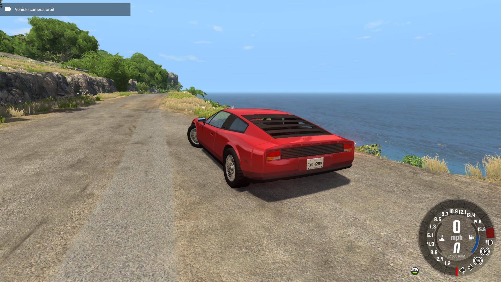 BeamNG - Civetta Bolide eBobo Car Mod V0.2