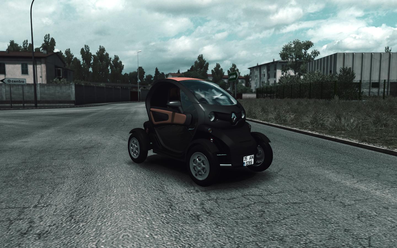 ETS2 - Renault Twizy V2 (1.36.X)