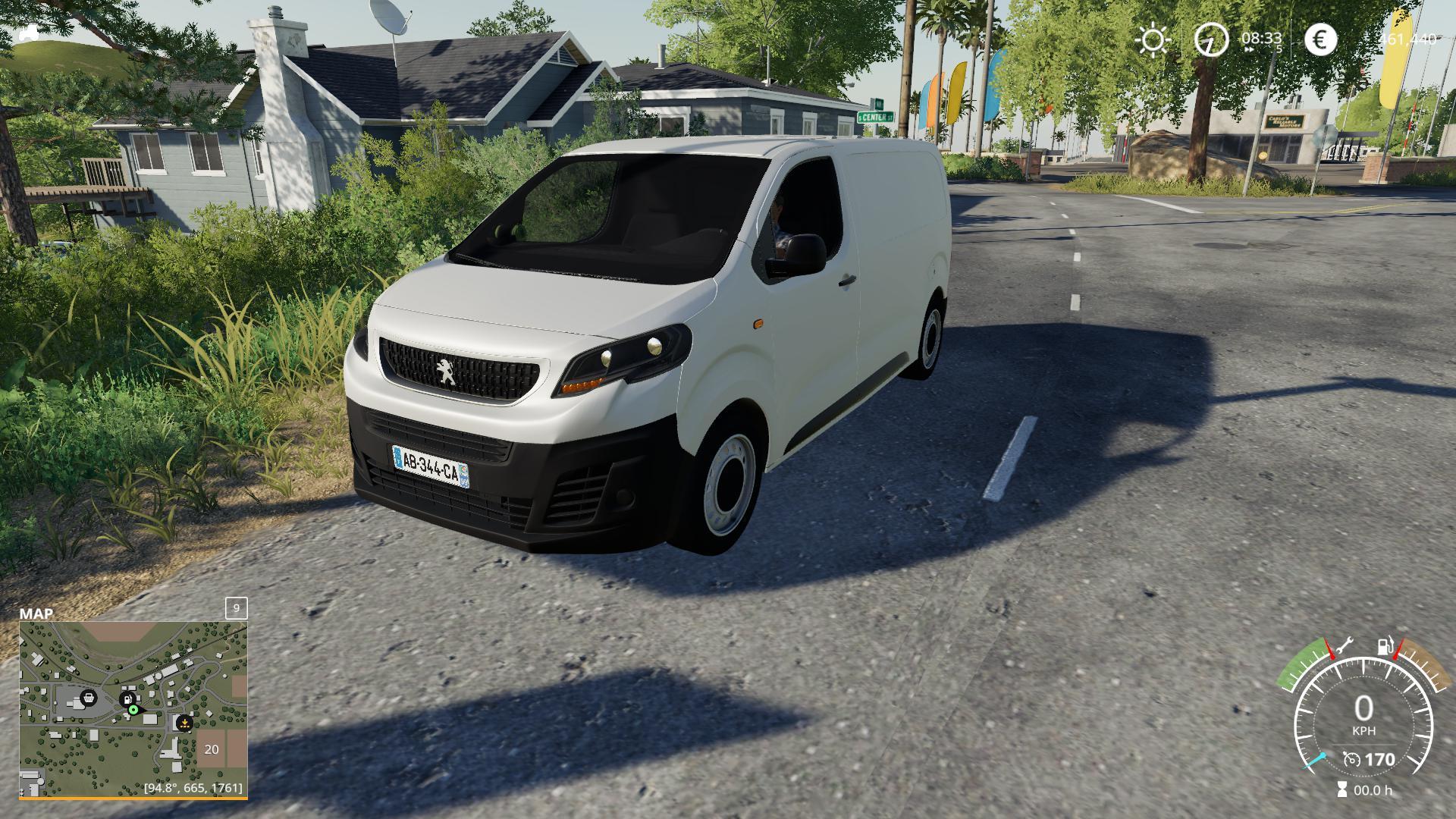 FS19 - Peugeot Expert V1.0