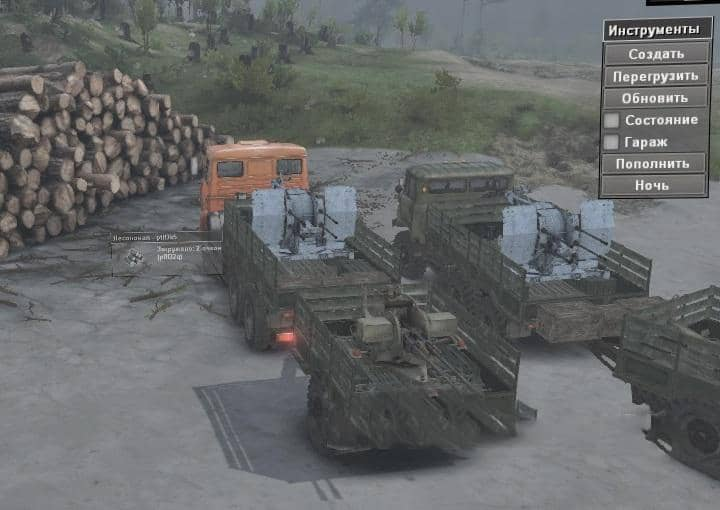 Spintires - Series Soldier No 1