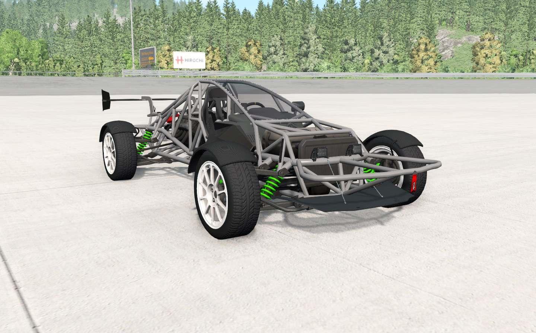 BeamNG - Civetta Bolide Track Toy V5.0
