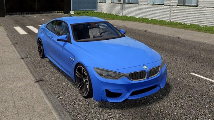 City Car Driving 1.5.9 – BMW M4 F82