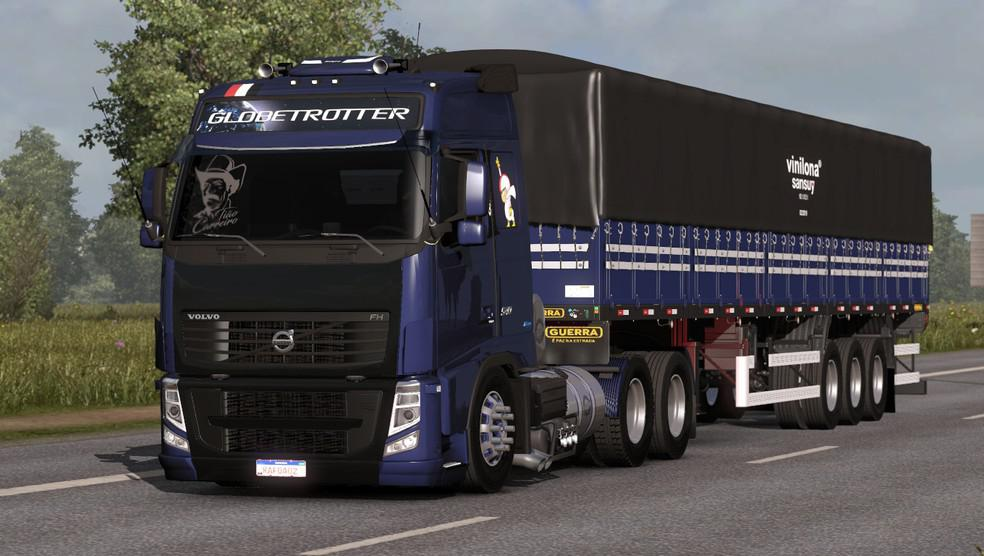 ETS2 - Volvo FH12 And FH16 Update (1.38.x)
