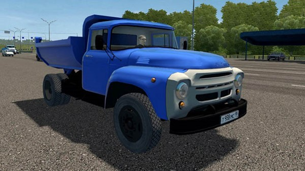City Car Driving 1.5.9 - Zil 130 Pack