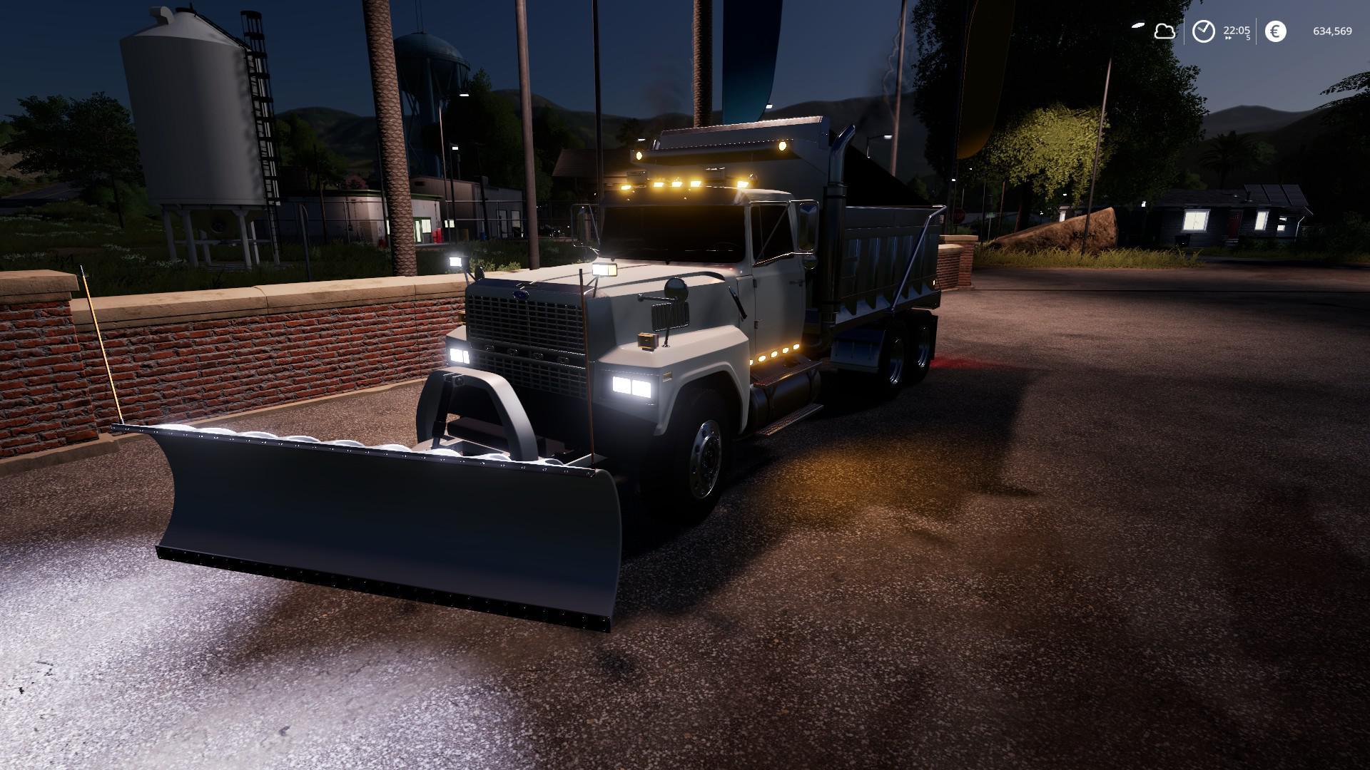 FS19 - Ford LTL 9000 Truck V1.0.1.0