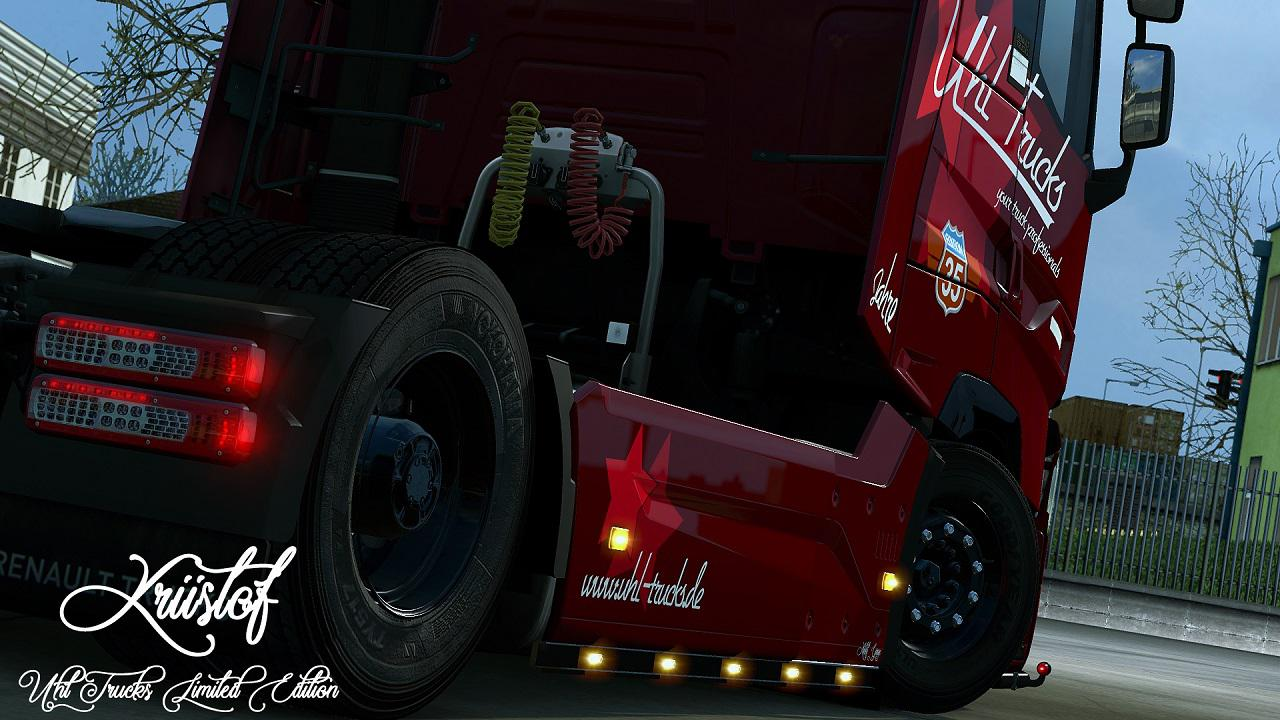 ETS2 - Uhl Trucks Limited Edition V1.0 (1.35.X)