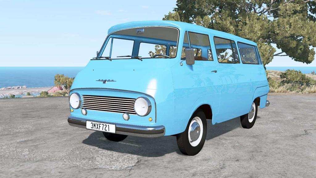BeamNG - Skoda 1203 (997) 1968
