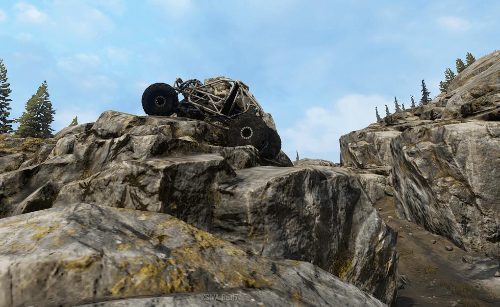 SnowRunner - Gonzos Rock Traction Fix V1