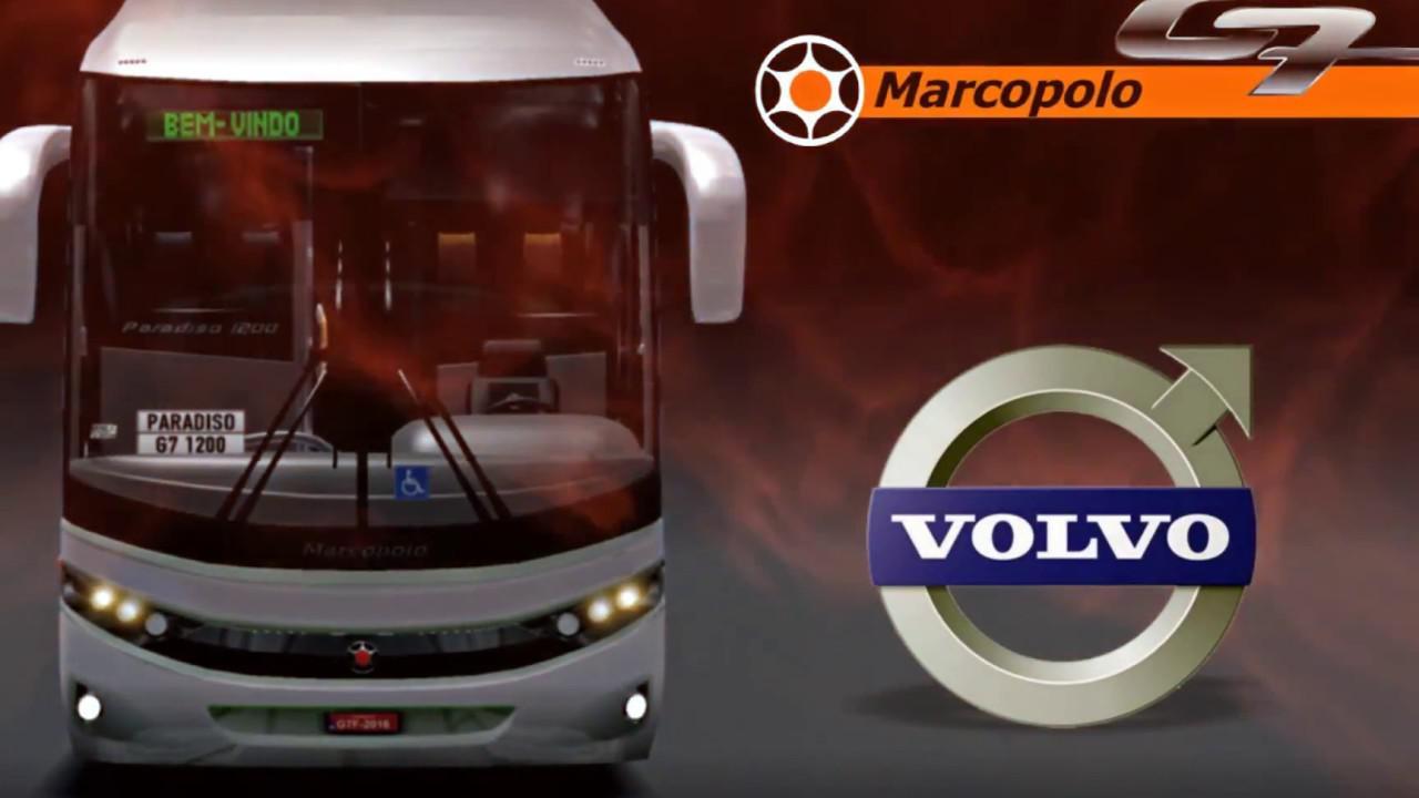 ETS2 - G7 1200 Volvo FC Bus Mod (1.35.X)