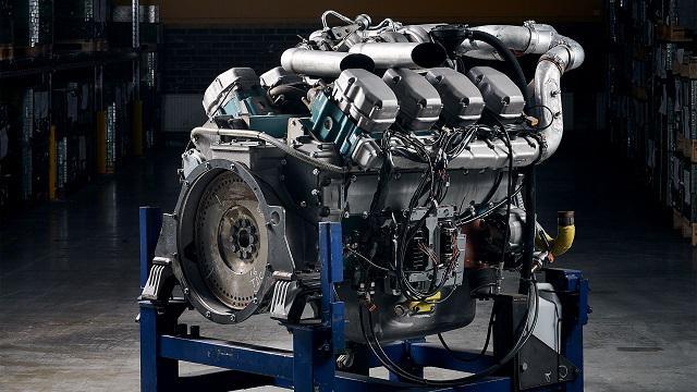 ETS2 - Scania V8 Crackle Sound 11 (1.37.x)