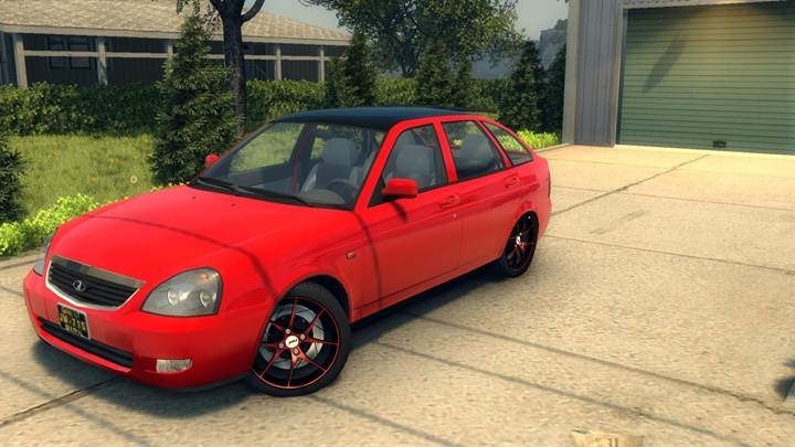 Mafia 2 – Lada Priora Hatchback
