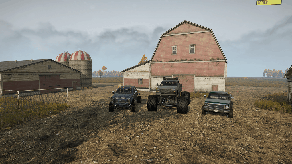 SnowRunner - Whistlin Diesels Ranch V0.0.1