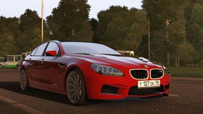 City Car Driving 1.5.9 – BMW M6 F06 Grand Coupe
