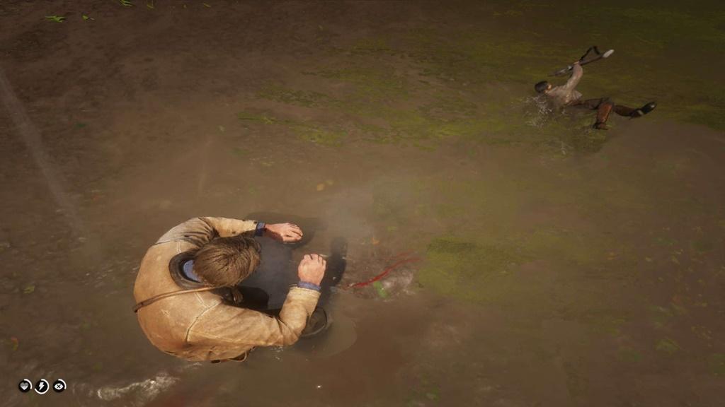 Red Dead Redemption 2 - Mini NPCs