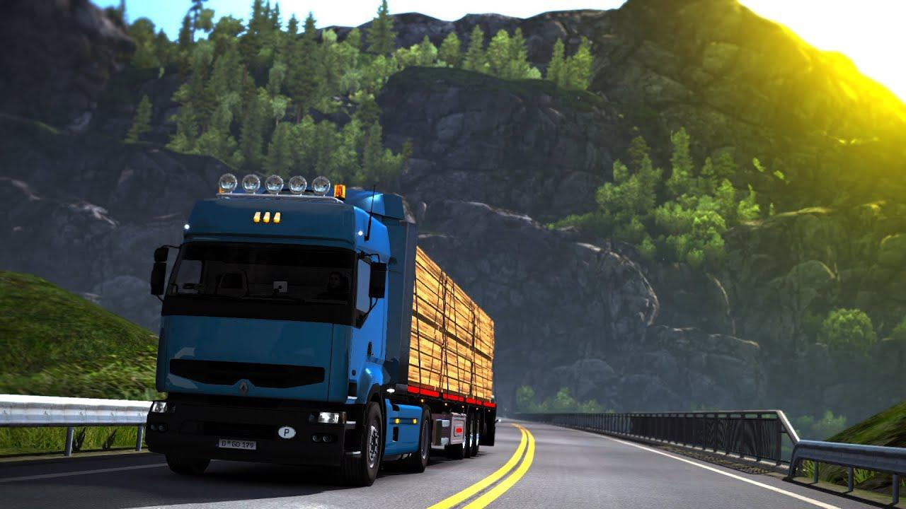 ETS2 - Renault Premium DCI Truck (1.35.X)