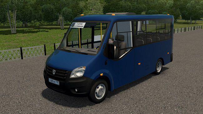 City Car Driving 1.5.9 - Gazel Next Cityline