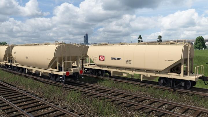Transport Fever 2 - JNR HoKi 2200 and 9800 Hopper Wagon