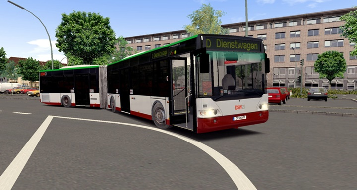 Omsi 2 – Neoplan Centroliner N4421 Bus