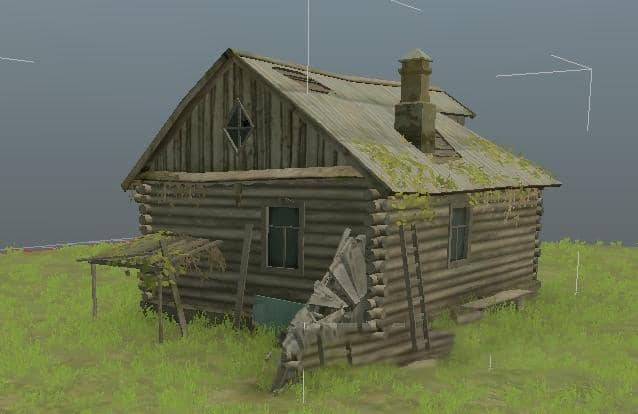 Spintires - Plants and Objects for The Map Editor V1