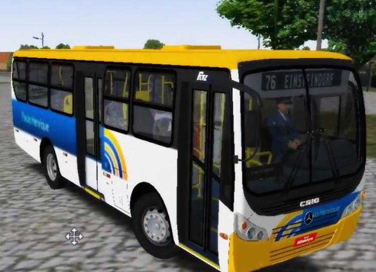Omsi 2 – Caio Foz Super II MB OF-1418 Midibus V2.0