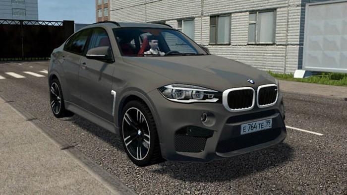 City Car Driving 1.5.9 - BMW X6 M F86