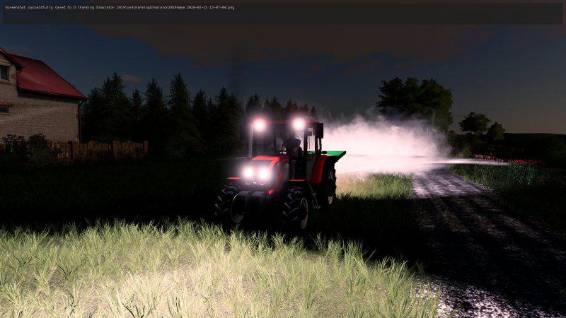 FS19 - Zetor Proxima 85 Tractor V1.0