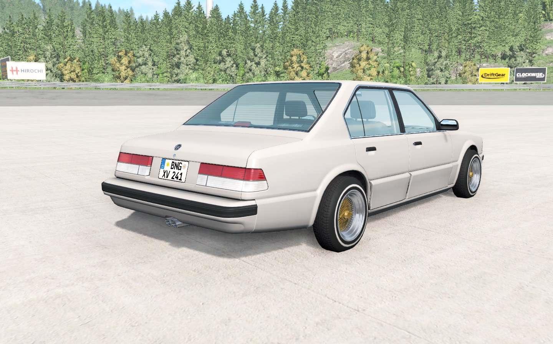 BeamNG - ETK I-Series V8 Car Mod V2.2