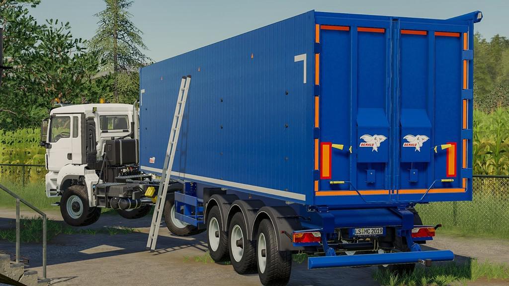FS19 - Benalu Optiliner Pack V2.0