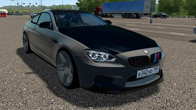 City Car Driving 1.5.9 - BMW M6 Evotech