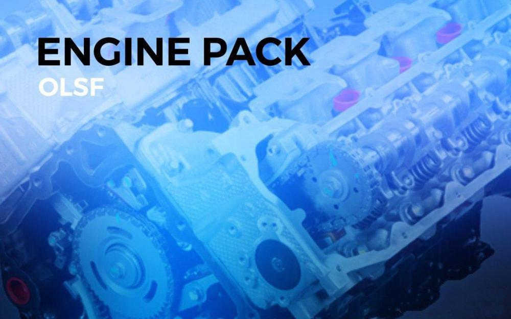 ETS2 - OLSF Engine Pack 49 (1.38.x)