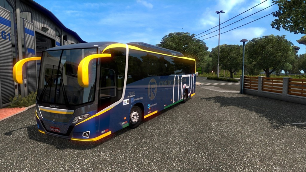 ETS2 - Busscar VisstaBus New 340 Free (1.39.x)
