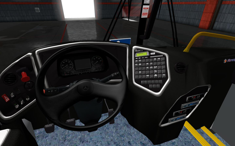 ETS2 - Marcopolo Paradiso G6 1200 4x2 Bus Mod v1.0 (1.35.X)