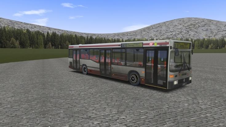 Omsi 2 – Mercedes-Benz O405N2 Bus