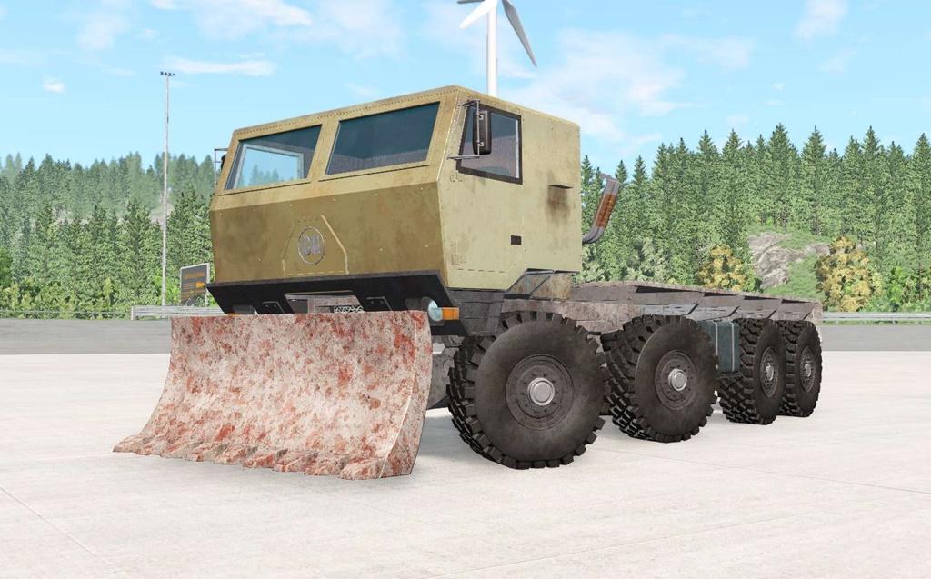 BeamNG - BigRig Truck V1.1.5