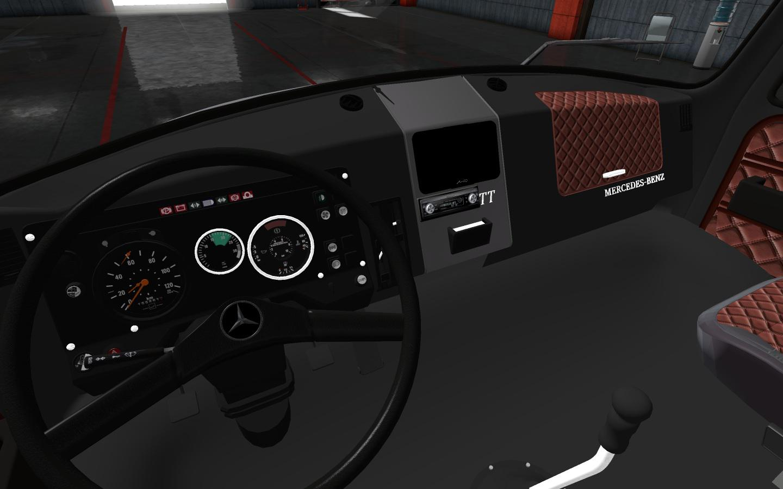 ETS2 - Mercedes Benz 1518 Bucket (1.35.X)