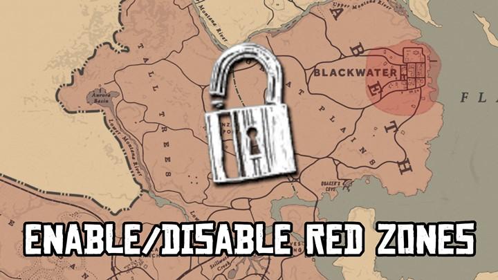 RDR2 - Lockdown Manager
