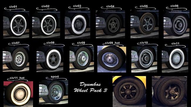 Mafia 2 – New Wheels Pack V2