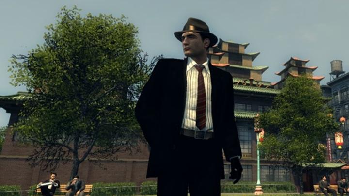 Mafia 2 – Hitman Suit