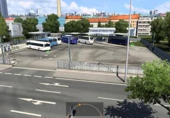 ETS2 - Passenger Transportation (1.41.x)