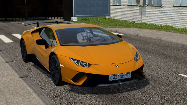 City Car Driving 1.5.9 - Lamborghini Huracan Performante 2017