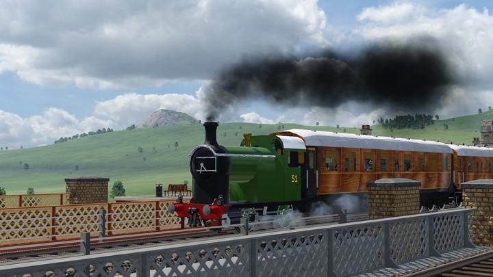 Transport Fever 2 - GNR Ivatt Railmotor