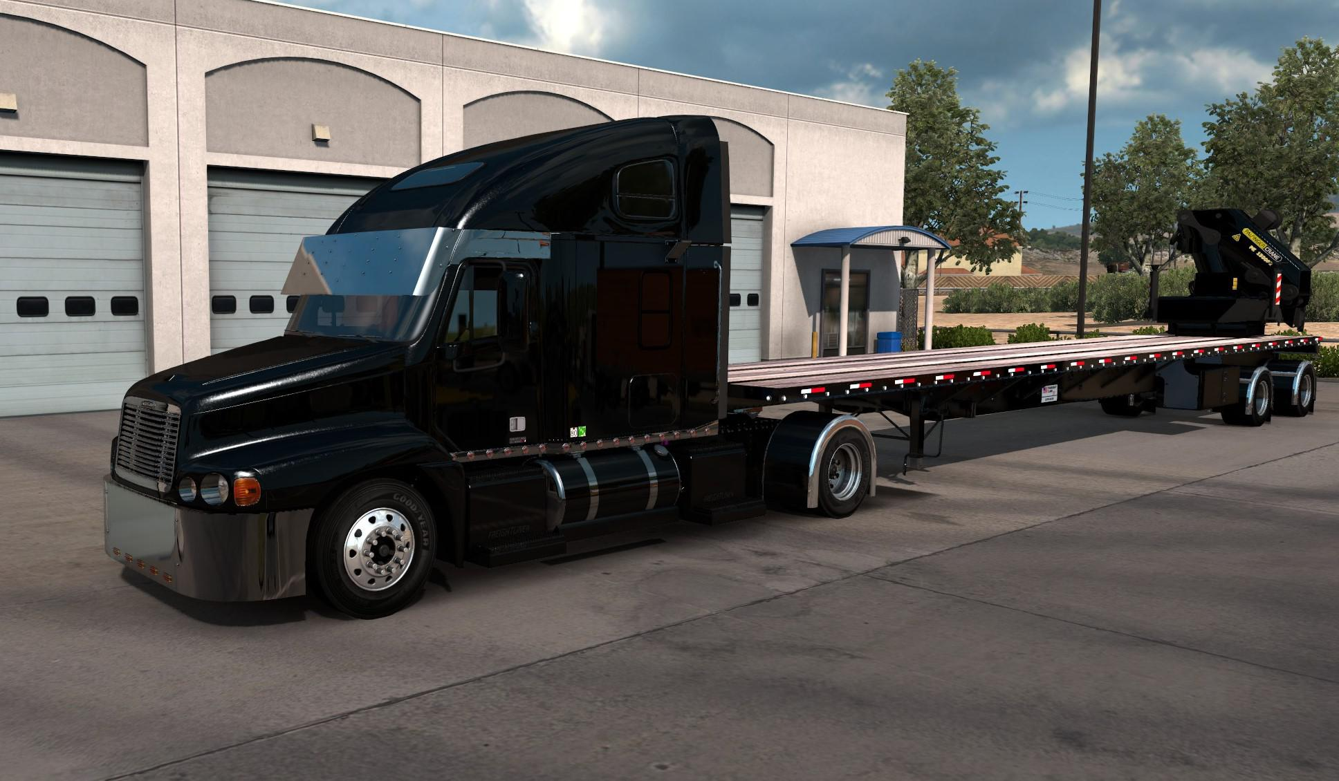 ATS - Freightliner Col/Cent Custom Truck (1.39.x)