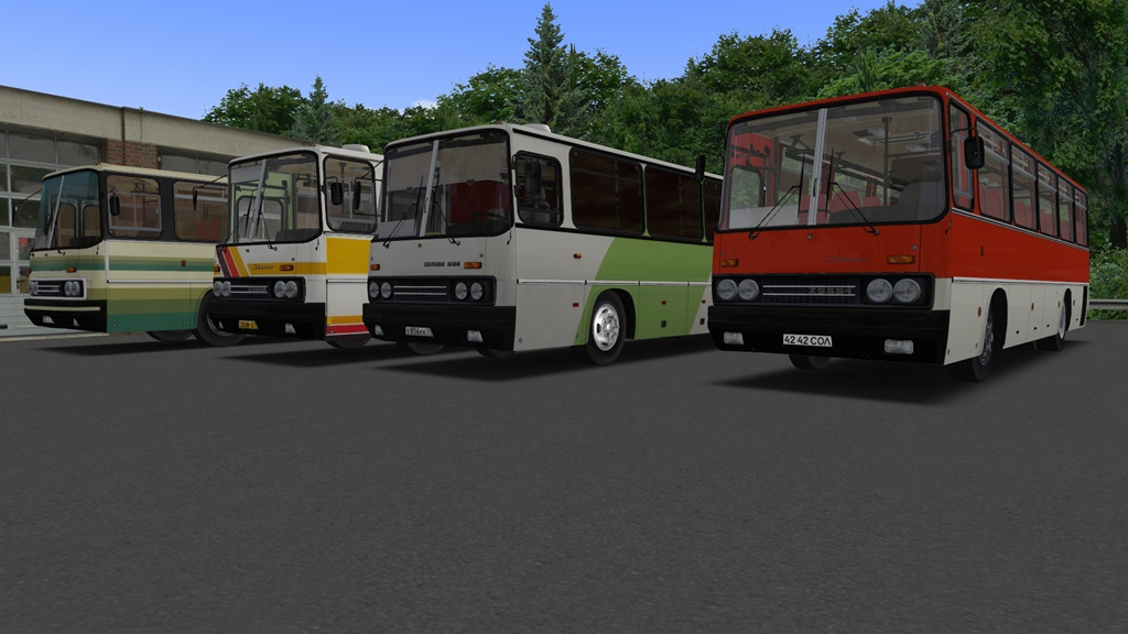Omsi 2 – Coachbus 256 Add-On