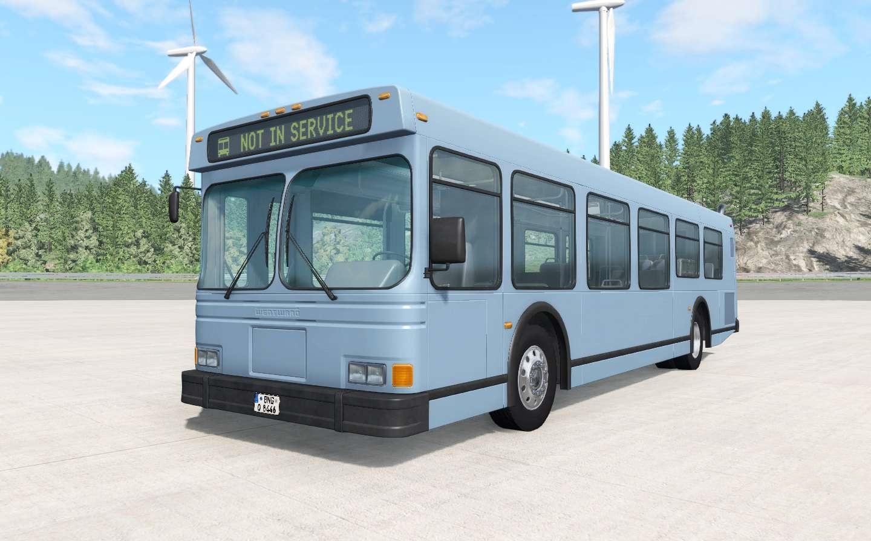 BeamNG - Wentward DT35SE Bus Mod V2.2