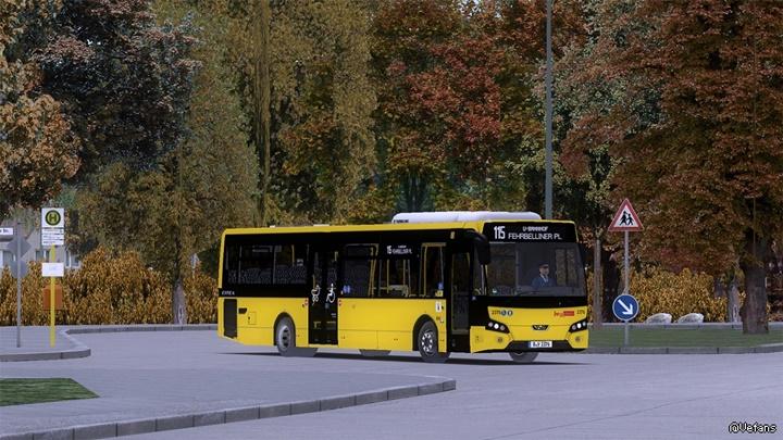 Omsi 2 – VDL Citea LLE 12m BVG Version